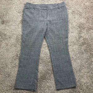 New York & Company grey business pants bootcut 18P